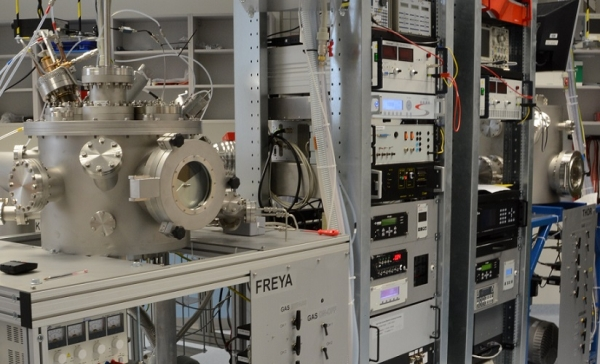 Laboratory of applied plasma physics
